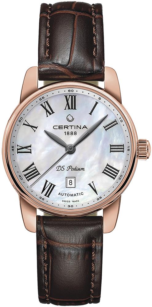 Certina C001.007.36.113.00 - zegarek damski