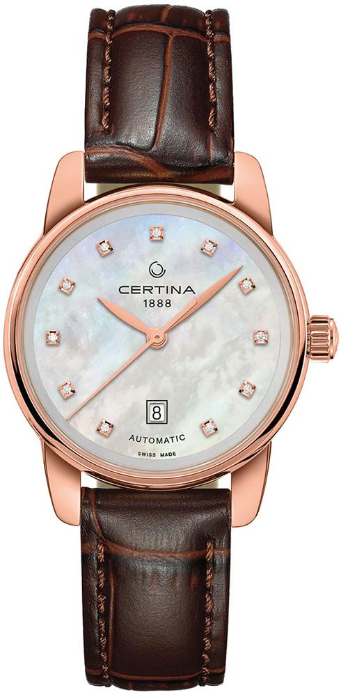 Certina C001.007.36.116.00 - zegarek damski
