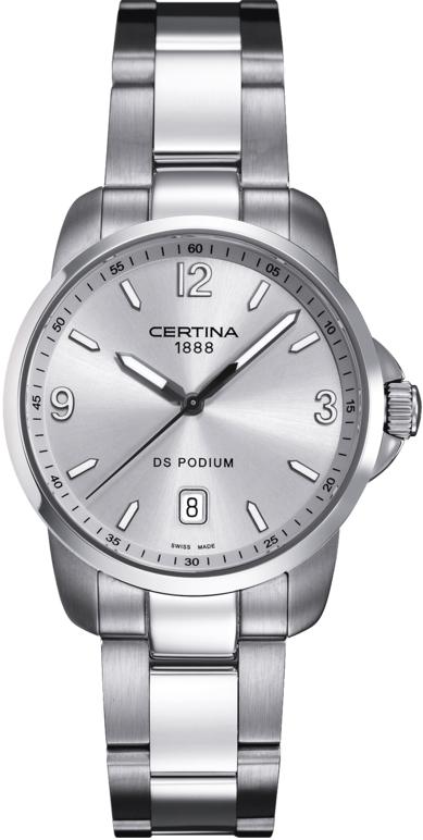 Certina C001.410.11.037.00 - zegarek męski