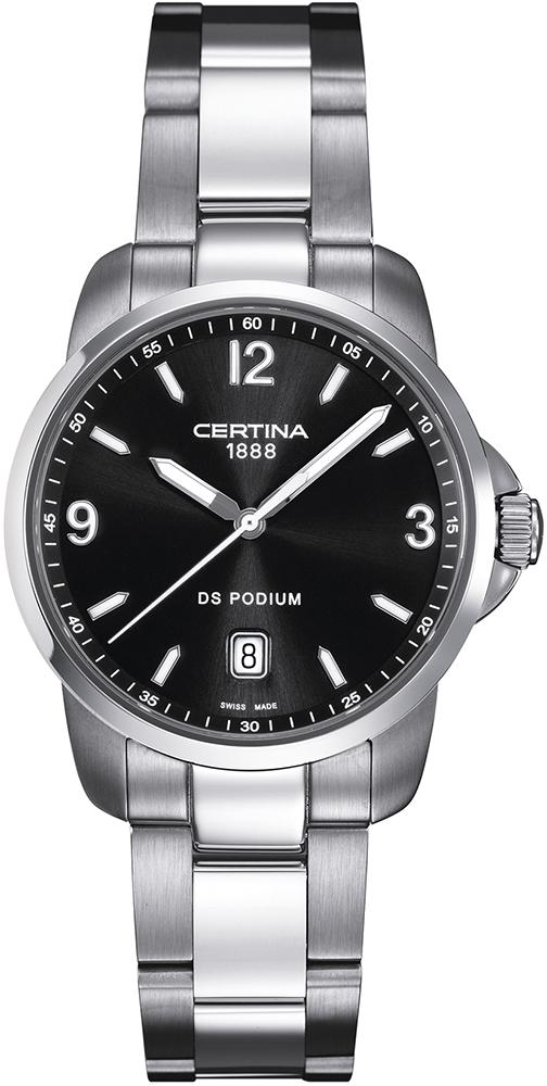 Certina C001.410.11.057.00 - zegarek męski