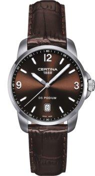 Zegarek zegarek męski Certina C001.410.16.297.00