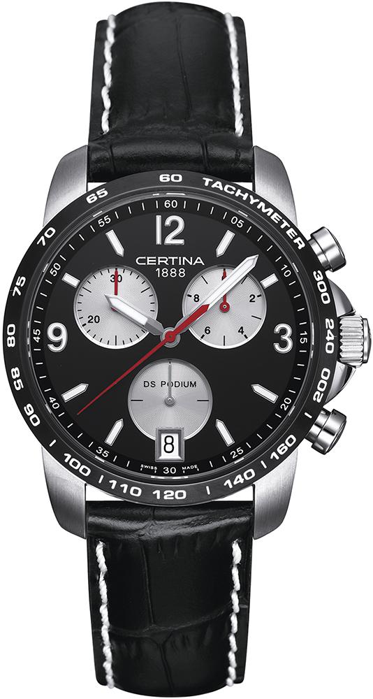 Certina C001.417.16.057.01 - zegarek męski