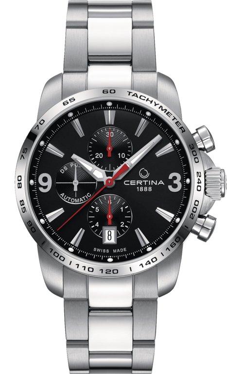 Certina C001.427.11.057.00 - zegarek męski