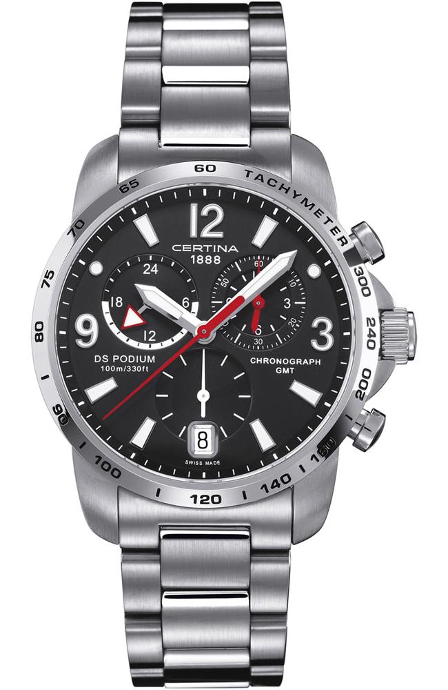 Certina C001.639.11.057.00 - zegarek męski