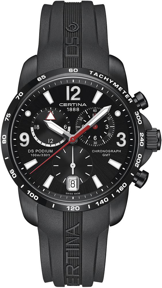 Certina C001.639.17.057.00 - zegarek męski