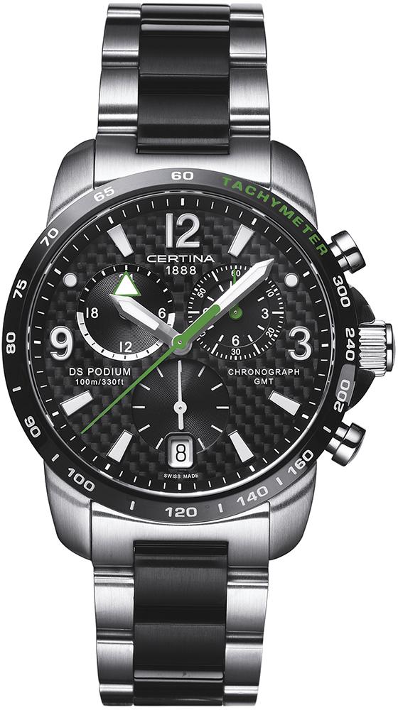 Certina C001.639.22.207.02 - zegarek męski