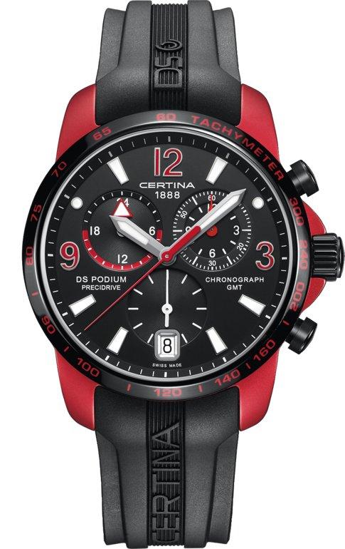 Certina C001.639.97.057.01 - zegarek męski