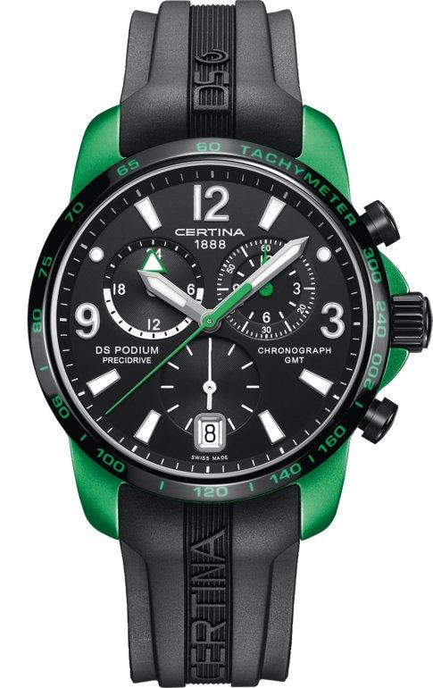 Certina C001.639.97.057.03 - zegarek męski