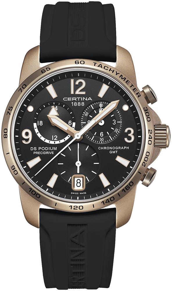 Certina C001.639.97.057.04 - zegarek męski