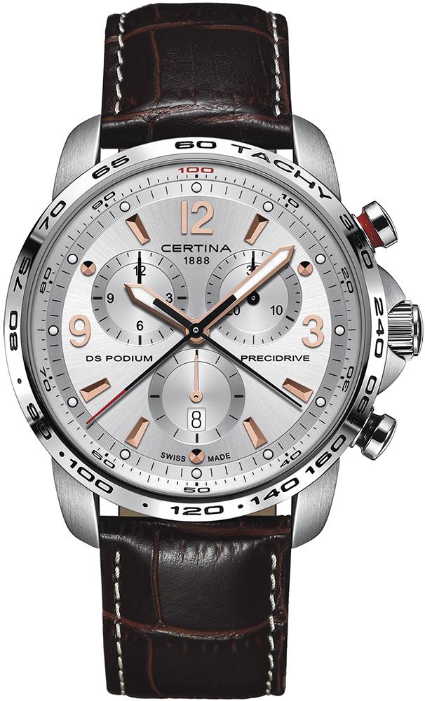 Certina C001.647.16.037.01 - zegarek męski
