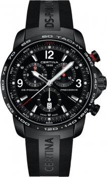 Certina C001.647.17.057.00 - zegarek męski