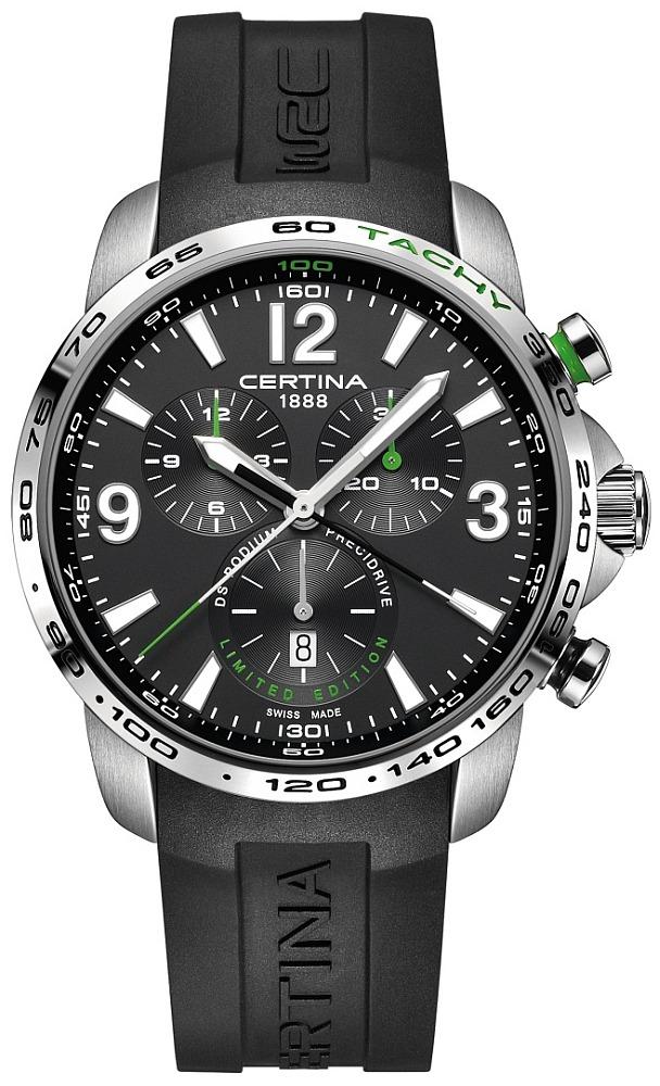 Certina C001.647.17.057.10 - zegarek męski