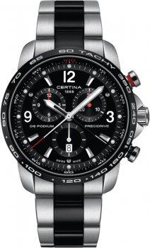 Certina C001.647.22.057.00 - zegarek męski