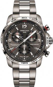 Certina C001.647.44.087.00 - zegarek męski