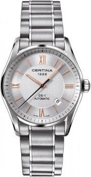 Certina C006.407.11.038.01 - zegarek męski