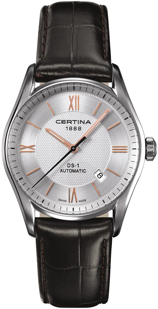 Certina C006.407.16.038.01 - zegarek męski