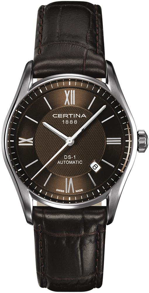 Certina C006.407.16.298.00 - zegarek męski