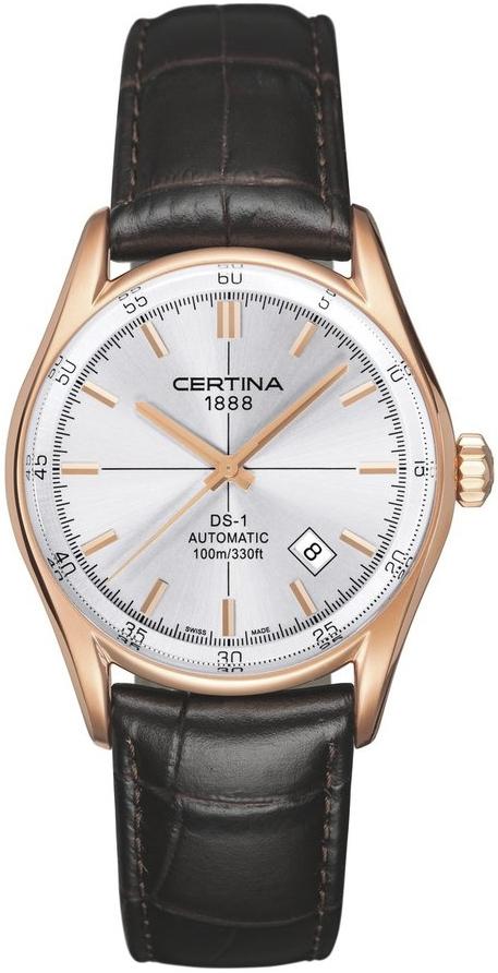 Certina C006.407.36.031.00 - zegarek męski