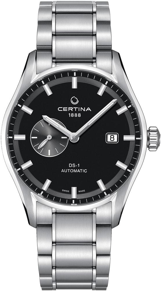 Certina C006.428.11.051.00 - zegarek męski
