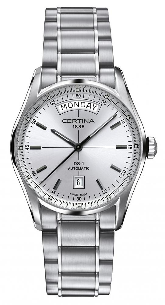 Certina C006.430.11.031.00 - zegarek męski