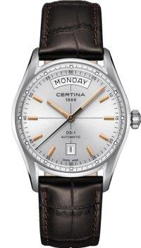 Certina C006.430.16.031.00 - zegarek męski