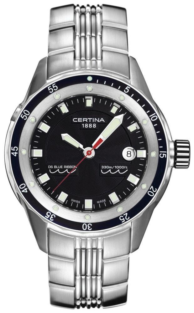 Certina C007.410.11.051.00 - zegarek męski