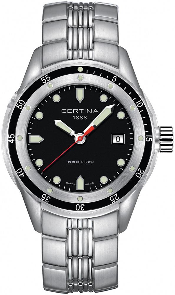 Certina C007.410.11.051.01 - zegarek męski