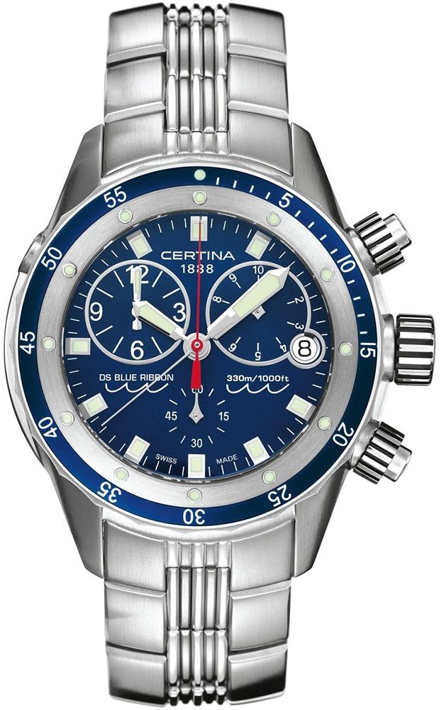 Certina C007.417.11.041.00 - zegarek męski