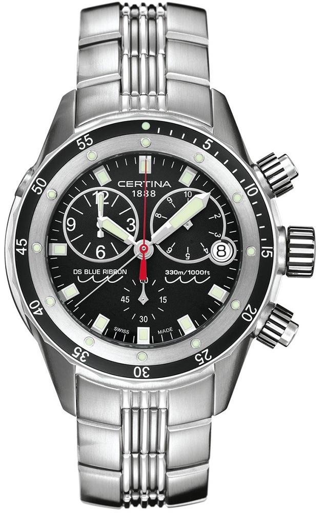 Certina C007.417.11.051.00 - zegarek męski