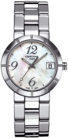 Certina C009.210.11.112.00 - zegarek damski