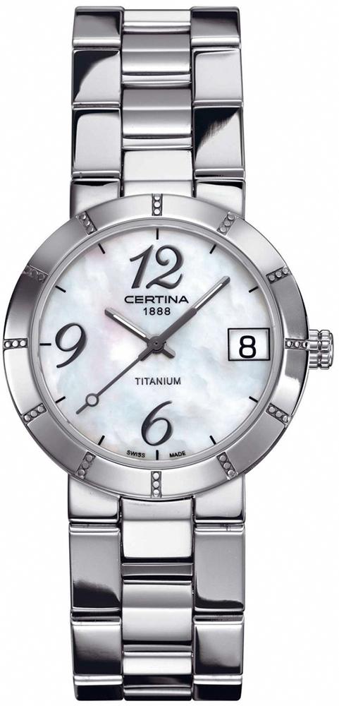 Certina C009.210.44.112.00 - zegarek damski