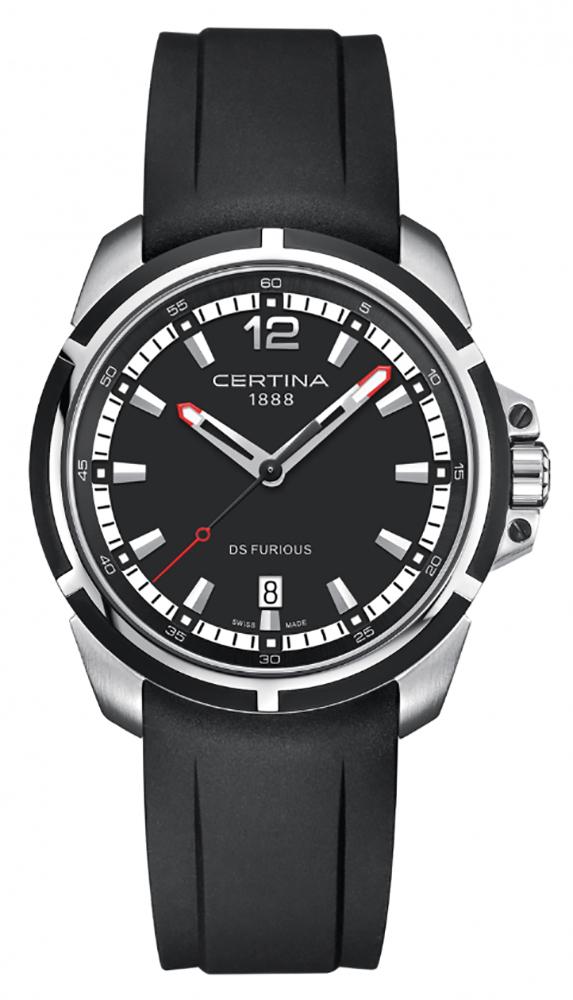 Certina C011.410.27.057.00 - zegarek męski