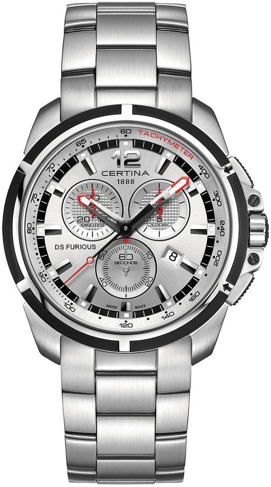 Certina C011.417.21.037.00 - zegarek męski