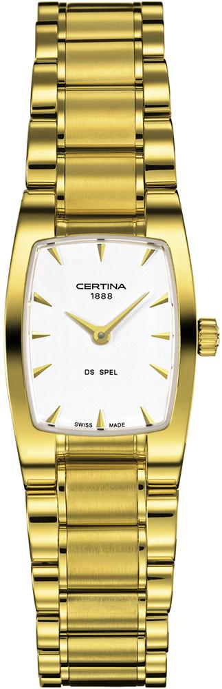 Certina C012.109.33.031.00 - zegarek damski