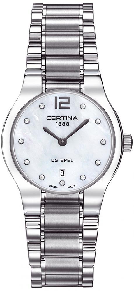 Certina C012.209.11.116.00 - zegarek damski
