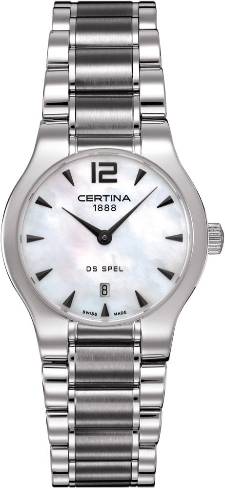 Certina C012.209.11.117.00 - zegarek damski
