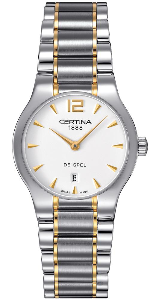 Certina C012.209.22.037.00 - zegarek damski