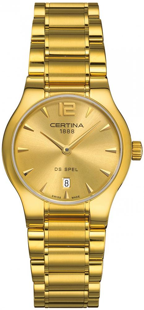 Certina C012.209.33.027.00 - zegarek damski