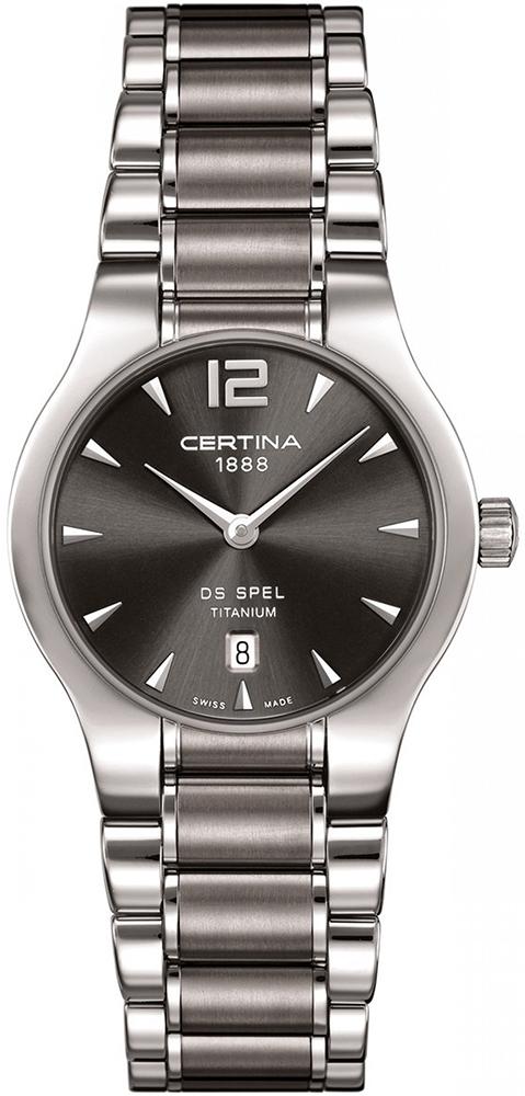 Certina C012.209.44.087.00 - zegarek damski