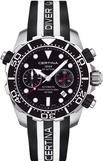 Certina C013.427.17.051.00 - zegarek męski