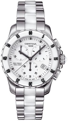 Certina C014.217.11.011.01 - zegarek damski