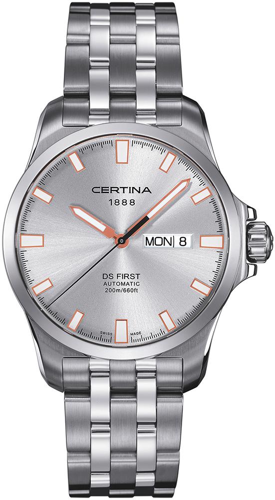 Certina C014.407.11.031.01 - zegarek męski