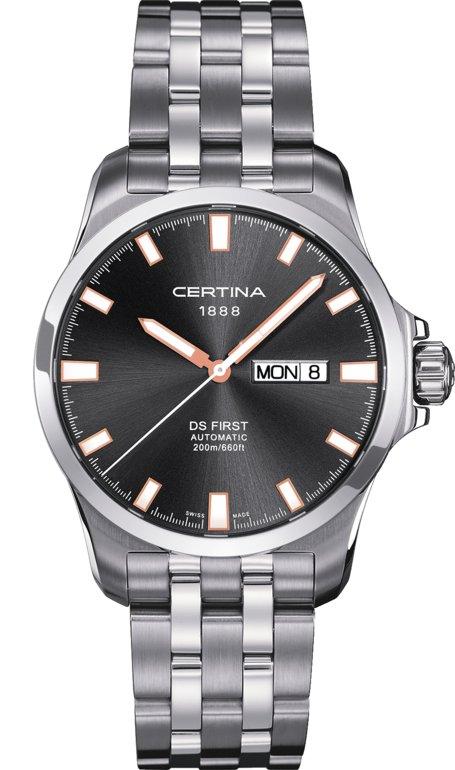 Certina C014.407.11.081.01 - zegarek męski