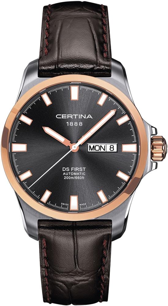 Certina C014.407.26.081.00 - zegarek męski