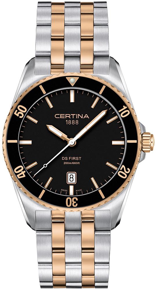 Certina C014.410.22.051.00 - zegarek męski