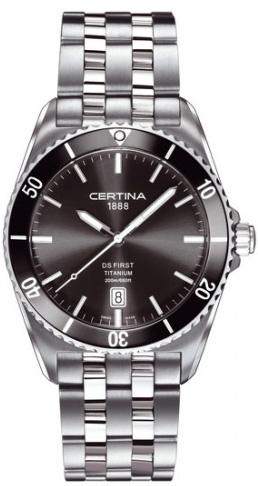 Certina C014.410.44.081.00 - zegarek męski