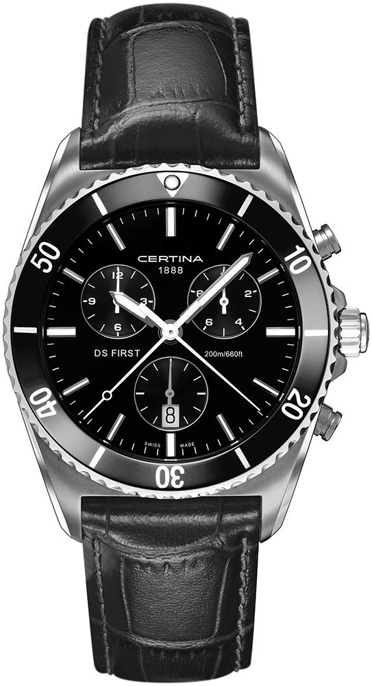 Certina C014.417.16.051.00 - zegarek męski