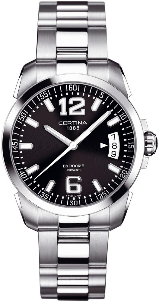 Certina C016.410.11.057.00 - zegarek męski