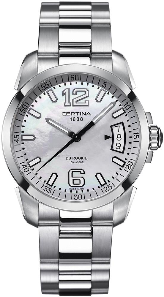 Certina C016.410.11.117.00 - zegarek męski