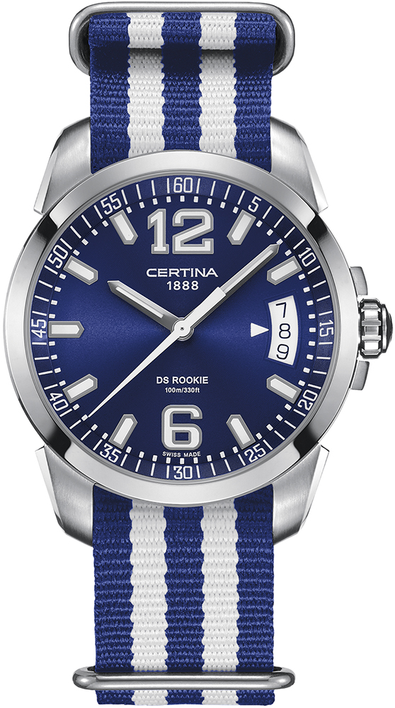 Certina C016.410.18.047.00 - zegarek męski